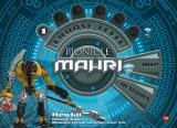 BIONICLE Mahri: Hewkii Browser Title screen.