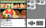 Realms of Darkness PC-88 Eat and drink