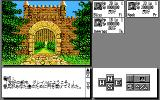 Realms of Darkness PC-88 At the city gates