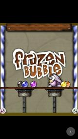 Frozen Bubble Android Loading Screen