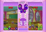 Puyo Pop Fever PlayStation 2 The first stage of the RunRun course<br>This is the tutorial stage so the background picture shows the classroom