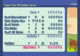 Puyo Pop Fever PlayStation 2 The player's score at the end of the RunRun tutorial course