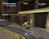 AirBlade PlayStation 2 Ethan can grind on most surfaces that have an edge. Getting on is relatively easy but the player must balance with the left/right buttons