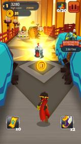 Monkey King Escape Android A symbol to collect