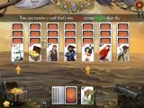 Seven Seas Solitaire iPad Level 1 give you instructions