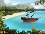 Seven Seas Solitaire iPad Introducing your hideout