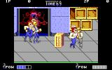 Double Dragon II: The Revenge DOS EGA action