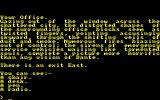After Shock Amstrad CPC Start of your mission