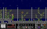 Elf Amiga Garden area