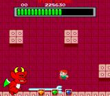 Rainbow Islands Extra FM Towns Red Devil boss