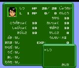 Jungle Wars 2:  Kodai Mahō Atimos no Nazo  SNES Character information