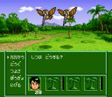 Jungle Wars 2:  Kodai Mahō Atimos no Nazo  SNES Fighting random insects