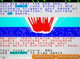 JAWS: The Text Adventure Browser Oh! That wasn't good to eat!
