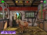 Horse + Pony Magazine: My First Pony Windows This is the stable here our horse is kept.<br>