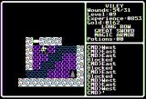 Shadowforge Apple II Greymere sure has a thing for moats.