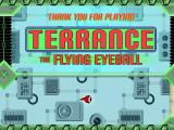 Terrance the Flying Eyeball Browser Thank you for playing