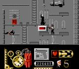 The Hunt for Red October NES Disarming a bomb