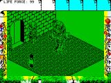 Fairlight II ZX Spectrum Start of your Quest