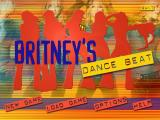 Britney's Dance Beat Windows main screen