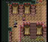 Terranigma SNES ...and fighting maniacal wizards while admiring interesting interior decorations