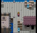 Terranigma SNES A picturesque harbor with twin sailors