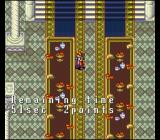Terranigma SNES Minigame! Of course! Every Japanese RPG must have minigames. Eat as much as you can, and as fast as you can!