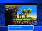 Shantae: Risky's Revenge iPad Bolo also reminds Shantae that she's supposed to return the egg she was egg-sitting to Sky.