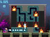 Mighty Switch Force!: Hose It Down! iPad Things eventually get more complicated.
