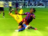 UEFA Champions League DVD Player Clip from the 2006 final...