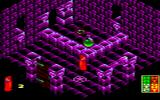 Warlock Amstrad CPC Start of your quest