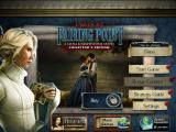 Death at Fairing Point: A Dana Knightstone Novel  (Collector's Edition) iPad Title and main menu