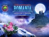 Death and Betrayal in Romania: A Dana Knightstone Novel (Collector's Edition) Windows Title and main menu