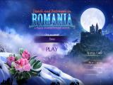 Death and Betrayal in Romania: A Dana Knightstone Novel Windows Title and main menu
