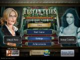 Death Under Tuscan Skies: A Dana Knightstone Novel (Collector's Edition) iPad Title and main menu