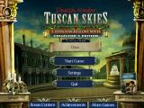 Death Under Tuscan Skies: A Dana Knightstone Novel (Collector's Edition) Windows Title and main menu