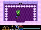 Golden Axe Warrior SEGA Master System Dungeon's boss