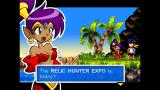 Shantae: Risky's Revenge - Director's Cut Windows Bolo reminds Shantae that the Relic Hunter Expo is today.