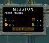 Stargate SNES Your current mission