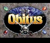 Obitus SNES Opening screen