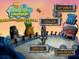 SpongeBob SquarePants: Battle for Bikini Bottom Windows main screen
