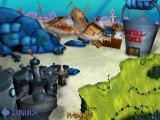 SpongeBob SquarePants: Battle for Bikini Bottom Windows choose a game