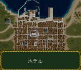 Laplace no Ma SNES Map of Newcam