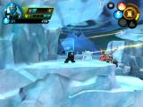 LEGO Ninjago: The Final Battle Browser Playing as Jay