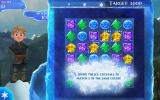 Frozen: Free Fall Android The first level with a short tutorial