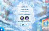 Frozen: Free Fall Android You can choose a companion before starting a level.