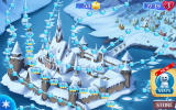 Frozen: Free Fall Android Progress on the main map