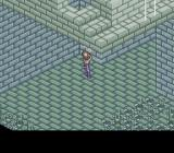 Lady Stalker: Kako kara no Chōsen SNES Diving and swimming underwater