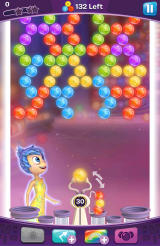 Inside Out: Thought Bubbles Android Using the Extra Choices power-up, there are now four memories to choose from at the launcher.