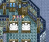 Lennus II: Fūin no Shito SNES Four people, four beds. How decent
