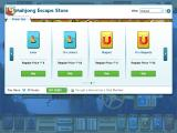 Mahjong Escape Browser The store where you buy power-ups.